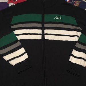 Vintage FuBu sweater jacket